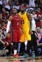 Heat Top Cavs in LeBron's Miami Ret