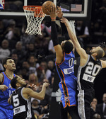 Westbrook Drops 34 on San Antonio