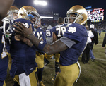 Late FG Lifts Notre Dame in Music C