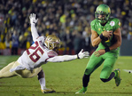 Oregon Crushes FSU in Rose Bowl