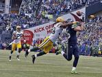 Wilson Hits Kearse for NFC-Winning