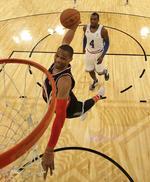 Westbrook Named All-Star MVP