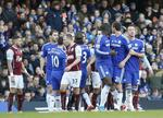 Burnley Draws Chelsea Amid Controve