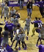 Kansas State Upsets No. 8 Kansas