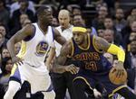 LeBron & Cavaliers Top Warriors