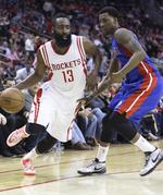 Harden Tallies Triple-Double Agains