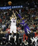 Hawks Drain Franchise Record 20 Thr