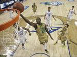 Notre Dame Drops Duke 74-64