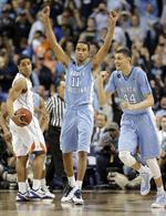 Freshman Jackson Lifts UNC Over Vir