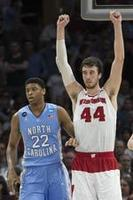 Wisconsin Wins Close One With UNC