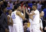 Kentucky Doubles Up West Virginia