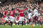 Rooney Scores Wonder Goal vs. Aston