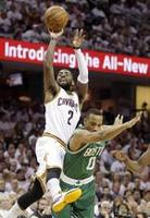 Irving Scores 30 in Playoff Debut