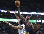 Cavs Sweep Celtics Without Love