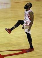 Harden, Rockets Close Out Mavericks