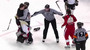Penguins' Malkin and Red Wings' Zetterberg Fight