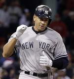 A-Rod Ties Mays With HR 660