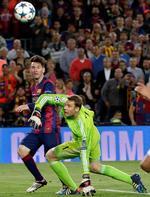 Messi, Barcelona Break Down Bayern