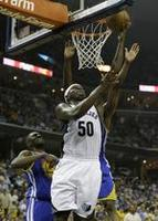 Randolph Powers Grizzlies in Game 3