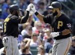 Pirates' Alvarez Lands Homer in a B