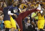 James, Cavs Sweep Into Finals