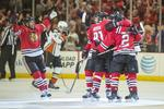 Blackhawks Win 5-2, Force Game 7