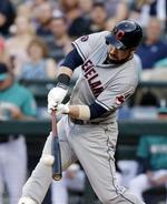 Kipnis Gets 51st Hit of the Month