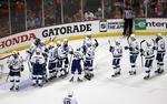 Lightning Take 2-1 Advantage in Cup