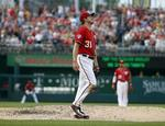 Scherzer Loses Perfect Game With 2