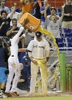 Marlins' Come-From-Behind Walk-Off
