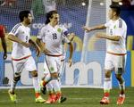 Penalties Lift Mexico to Gold Cup F