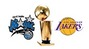 Magic vs. Lakers Highlights (Game 1