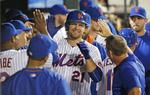 Mets' Duda Hits Three Homers