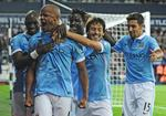 Manchester City Cruises Past West B