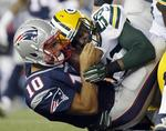 Patriots Fall Short Against Packers