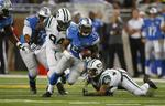 Lions Rookie Abdullah Impresses in