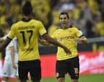 Dortmund Starts Season With 4-0 Rom