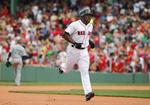Bradley Jr. Caps Red Sox Rout With