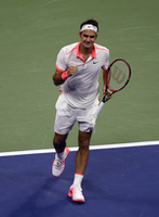 Federer Dominates Gasquet, Moves on