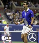 Djokovic Tops Federer to Win US Ope