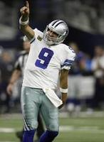 Romo Delivers Late TD to Lift Cowbo