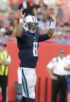 Mariota Perfect, Titans Win Big