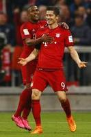 Lewandowski Scores Five Goals in Ni