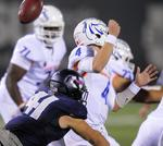 No. 21 Boise State Falls to Utah St