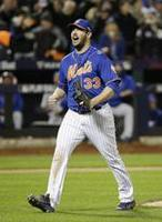 Harvey Propels Mets to Game 1 Win