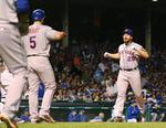 Murphy Hits Record Homer as Mets Sw