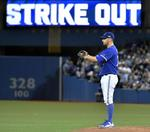 Estrada Quiets Royals to Keep Jays