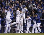Royals Win Game 1 in 14 on Hosmer S