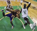 Lakers vs. Celtics (Game 3)