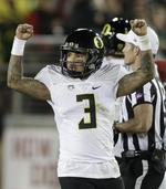 Oregon Upsets No. 7 Stanford